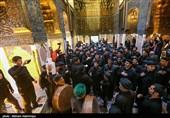 آئین سنتی طشتگذاری در بقعه شیخ صفیالدین اردبیلی برگزار میشود