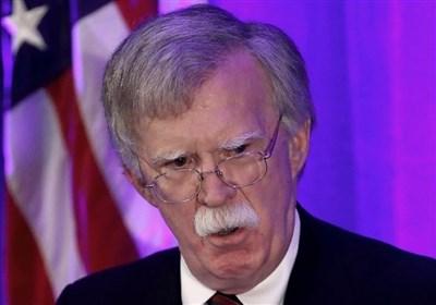 بولتون: تحریمها موجب تغییرات درونی در ایران نشود، به دنبال تحریمهای جدیدتر میرویم