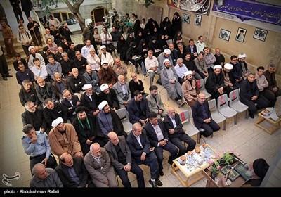 مراسم سی و هفتمین سالگرد شهادت شهید آیت الله مدنی - همدان