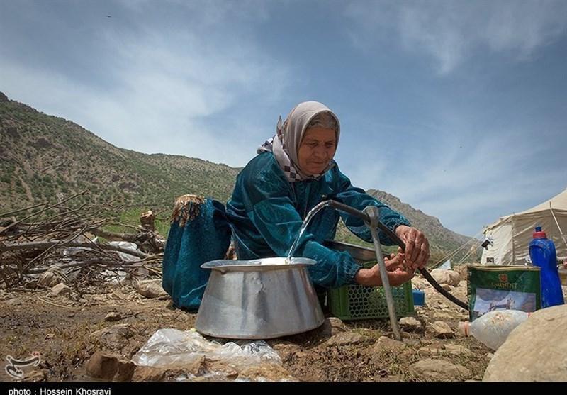 اجرای 6 پروژه انتقال آب در مناطق عشایری کهگیلویه و بویراحمد؛ 427 آبادی خالی از سکنه است