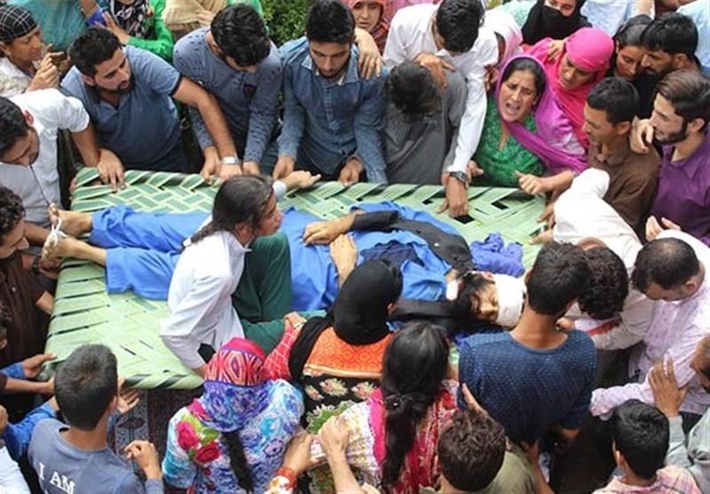 مقبوضہ کشمیرمیں بھارتی فوج کی بربریت جاری مزید 2نوجوان شہید