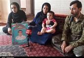 """خانواده """"شهید شادمان مرادی"""": متعهد به انقلاب و نظام جمهوری اسلامی هستیم"""