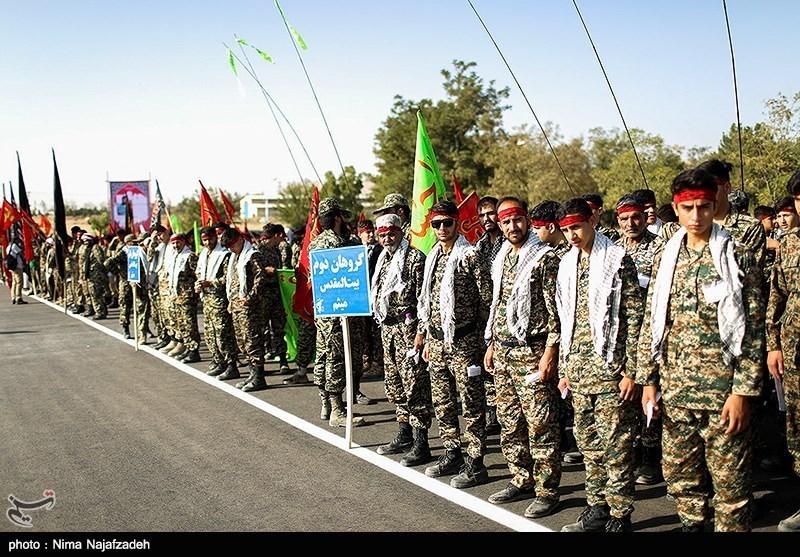 کرمانشاه| اقتدار بسیجیان سرپلذهاب به نمایش گذاشته میشود