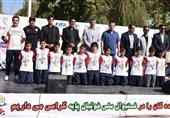 برگزاری اختتامیه ششمین فستیوال ملی فوتبال پایه پسران با حضور اهالی فوتبال