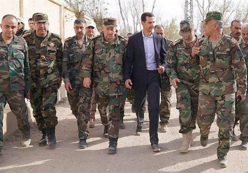 گزارش تسنیم|تعیین خطوط قرمز برای دمشق؛ بهانهای برای حمله به سوریه
