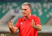 کارلوس کیروش: برای 70 میلیون نفری که بعد از جام جهانی به خیابان آمدند بازی خواهیم کرد/ نفاق و دودستگی در تیم ملی باعث شرم است