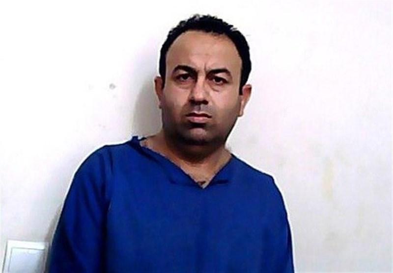 کارمند قلابی نهاد ریاستجمهوری در کرج دستگیر شد+ عکس
