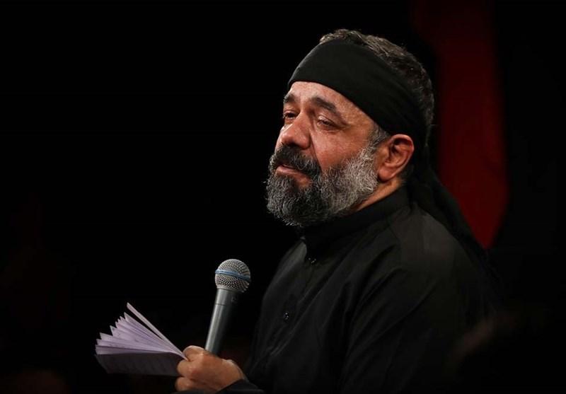 صوت| مناجات و مداحی محمود کریمی در شب نوزدهم ماه رمضان
