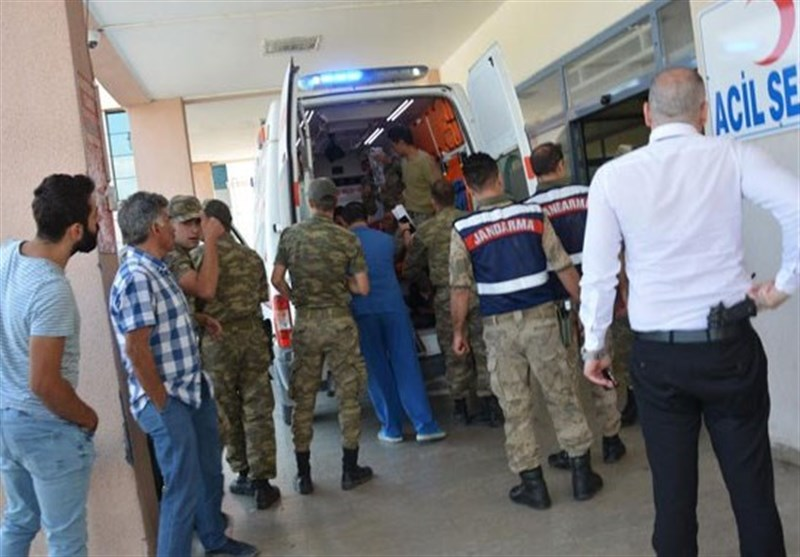 مجروح شدن 5 نظامی ترکیه در مرز ایران