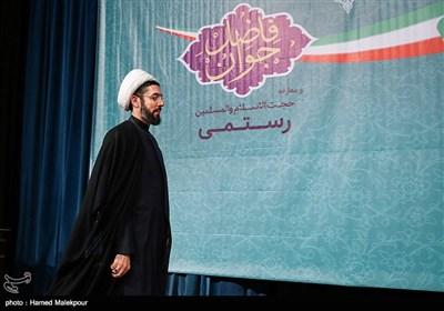 حجتالاسلام مصطفی رستمی رئیس جدید نهاد نمایندگی مقام معظم رهبری در دانشگاهها