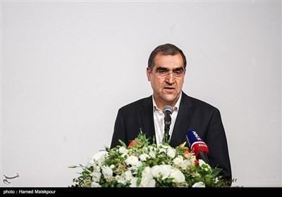 سخنرانی سیدحسن قاضیزاده هاشمی وزیر بهداشت در مراسم تودیع و معارفه رئیس نهاد نمایندگی مقام معظم رهبری در دانشگاهها