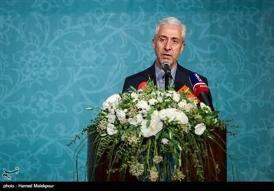 سخنرانی منصور غلامی وزیر علوم در مراسم تودیع و معارفه رئیس نهاد نمایندگی مقام معظم رهبری در دانشگاهها