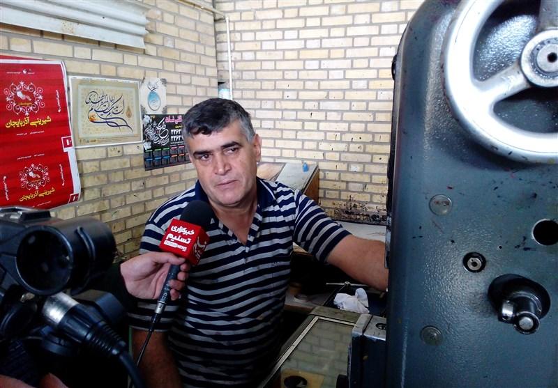 کارگران بسیجی اردبیل تهدیدها را به فرصت تبدیل میکنند