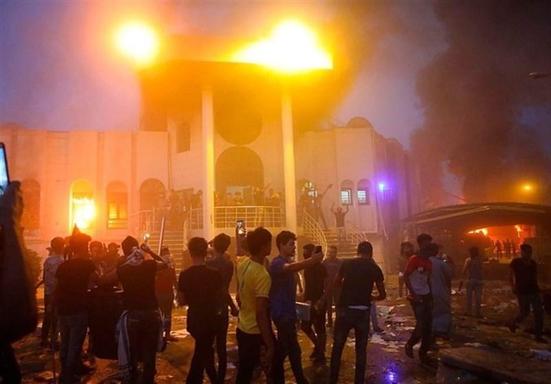 یک نماینده خبر داد: ردپای موساد و سیا در حوادث بصره