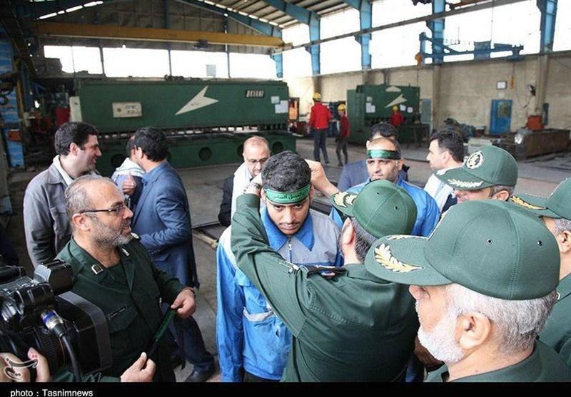"""برگزاری رزمایش """"شیفت ایثار"""" در واحدهای کارگری استان گلستان+تصاویر"""