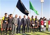 افتتاح ورزشگاه 7 هزار نفری اسلامشهر با حضور جهانگیری و سلطانیفر