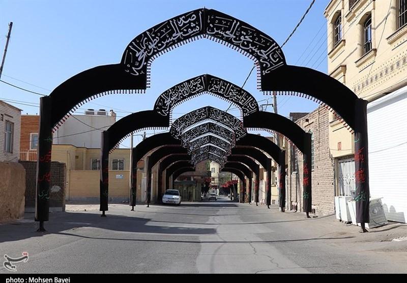 کاشان|سوگواره محرم در شهر محتشم+گزارش تصویری