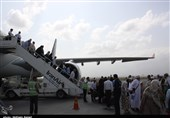 حجاج بوشهری و هرمزگانی با 4 پرواز از فرودگاه مدینه وارد بوشهر میشوند