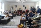 گزارش خبرنگار تسنیم از بصره| شهر در امنیت کامل؛ پرچم ایران در ساختمان جدید کنسولگری برافراشته میشود