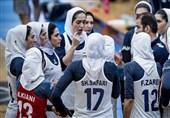 والیبال جام کنفدراسیونهای آسیا| بانوان ایران از سد فیلیپین گذشتند