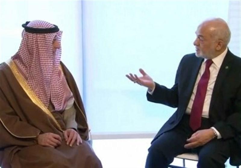 مشادة کلامیة بین الجعفری والجبیر فی مؤتمر الخارجیة العرب بالقاهرة