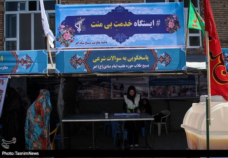 آذربایجان شرقی| راهاندازی ایستگاه خدمت بیمِنت در مناطق محروم اهر