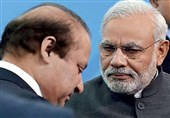 بھارتی وزیراعظم نریندر مودی کا نواز شریف کے نام تعزیتی پیغام