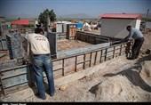 خدمترسانی 155 گروه جهادی در مناطق زلزلهزده کرمانشاه+فیلم