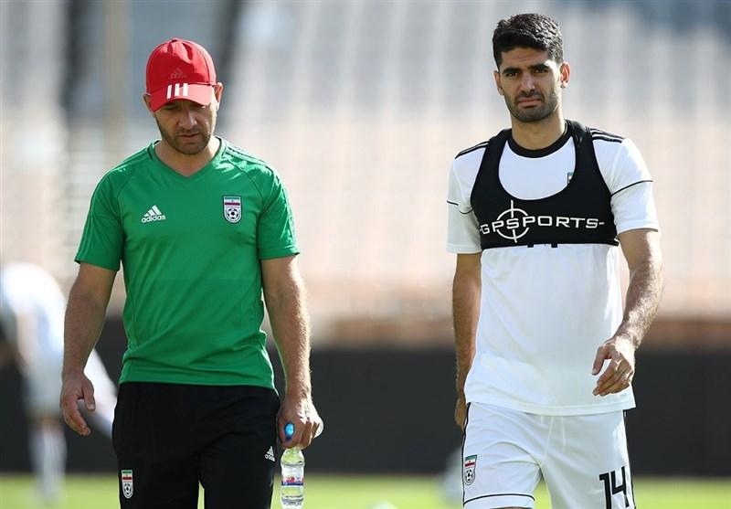 علی کریمی: متأسفانه یا خوشبختانه با بولیوی بازی داریم و امیدوارم به تیم ملی کمک شود!