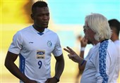 Esteghlal Nigerian Striker Gero on Nassaji's Radar