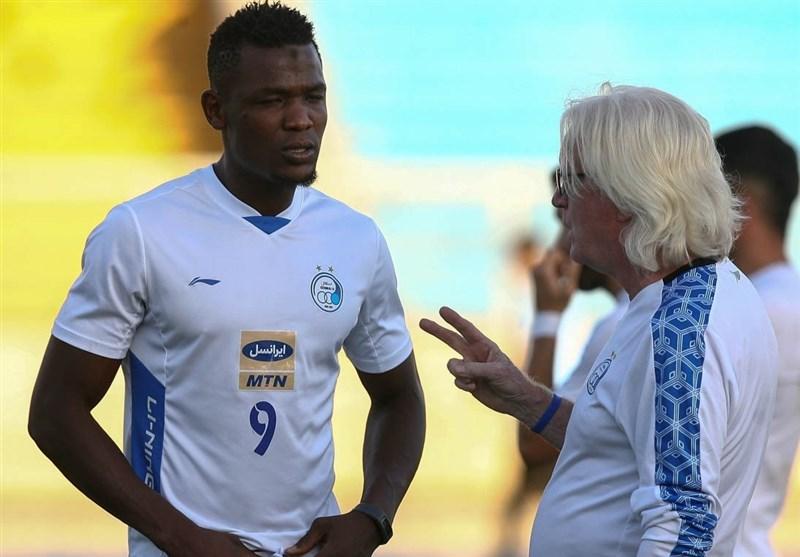 Esteghlal Nigerian Striker Gero on Nassaji's Radar