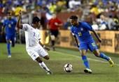 فوتبال جهان| پیروزی قاطع برزیل، توقف آرژانتین و شکست مکزیک