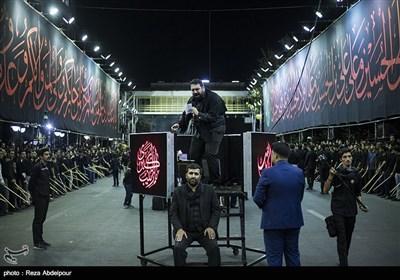 عزاداری شاه حسین گویان - تبریز