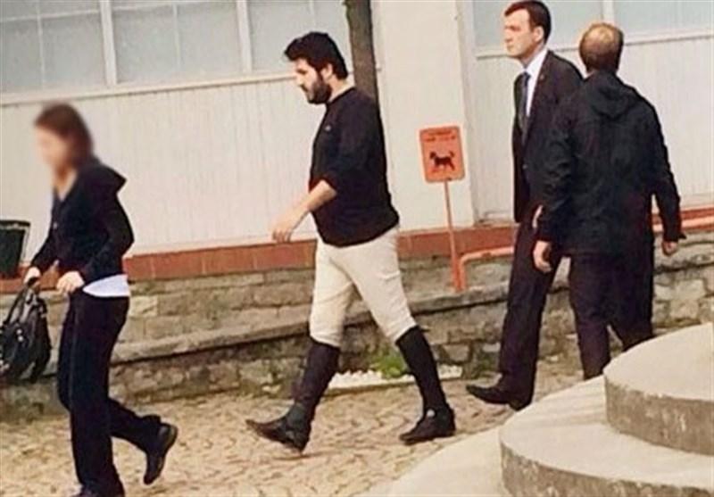 رسانههای ترکیه: رضا ضراب در نیویورک آزاد است