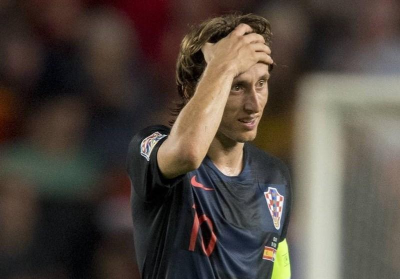 فوتبال جهان| لوکا مودریچ: گل اول را که خوردیم، دیگر به بازی برنگشتیم