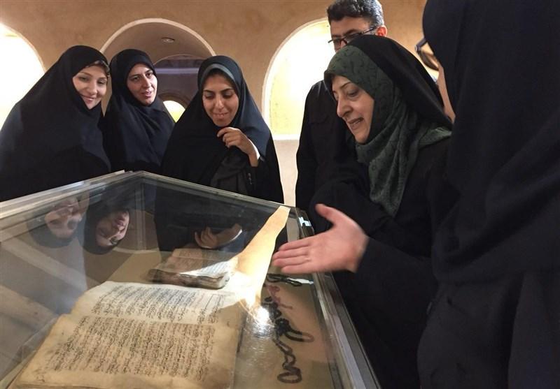 کاشان|فاز دوم موزه مردم شناسی برزک افتتاح شد