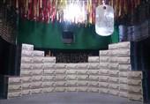 جزئیاتی از خاکسپاری 72 شهید گمنام در 8 استان کشور