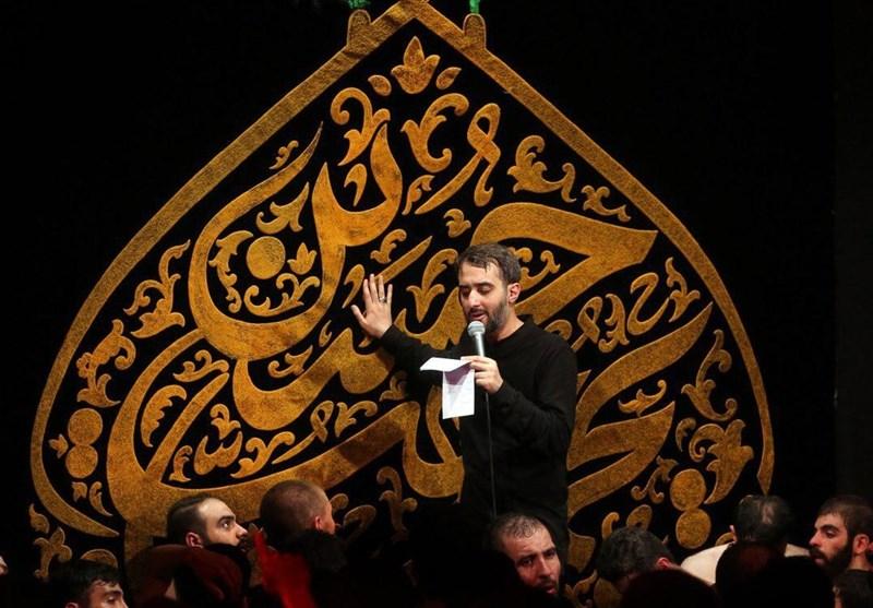 صوت/ محمدحسین پویانفر- شب دوم محرم 97 - مسجد گیاهی تجریش