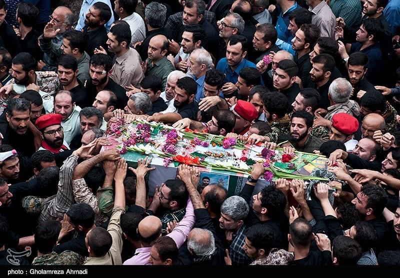 پیکر مطهر 14 شهید دفاع مقدس در اصفهان تشییع میشود+اسامی
