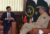 فرمانده ارتش پاکستان: کریدور اقتصادی مشترک با چین آینده اقتصادی کشور ما است