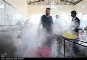 30000 وعده غذایی میان زائران پاکستانی اربعین توزیع میشود