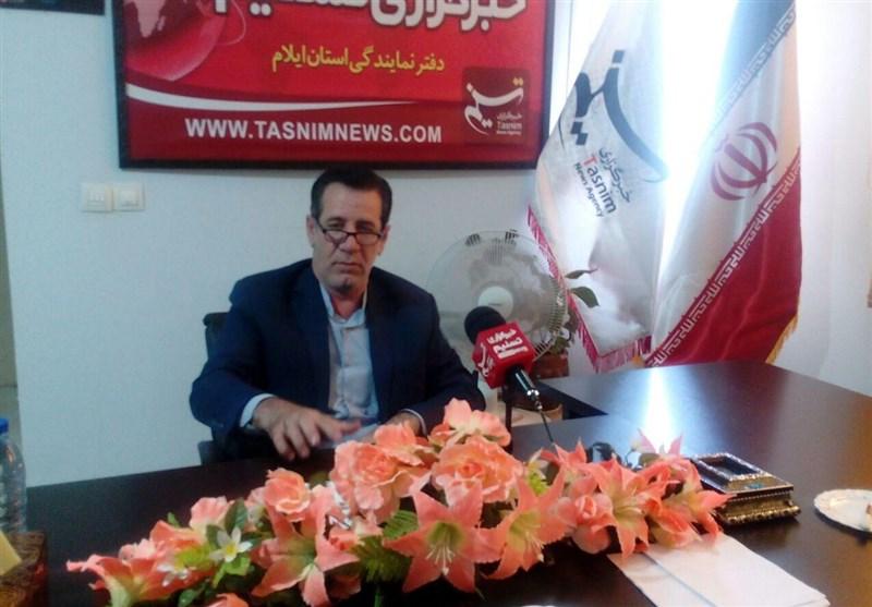 نماینده مردم ایلام در مجلس از دفتر تسنیم در استان بازدید کرد
