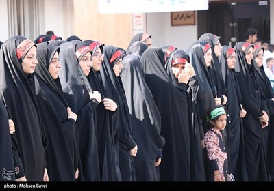 رزمایش اقتدار عاشورایی سپاهیان محمدرسول الله (ص) -کاشان