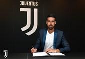 فوتبال جهان| سامی خدیرا تا 2021 با یوونتوس تمدید کرد