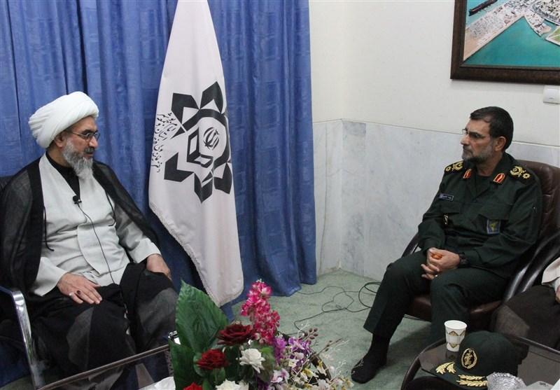 بوشهر|دانشکدههای تخصصی در نیروی دریایی سپاه ایجاد شود