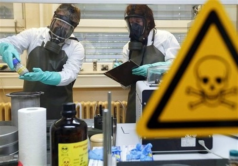 نظامیان آمریکایی در حال آزمایشات مشکوک بیولوژیکی روی مردم گرجستان هستند