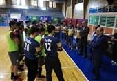 علی کفاشیان با حضور در تمرین تیم فوتسال المپیک: از شما میخواهم بهترین عملکرد را داشته باشید