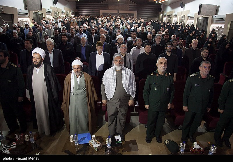 همایش تبیین و گفتمانسازی چهلمین سالگرد انقلاب اسلامی