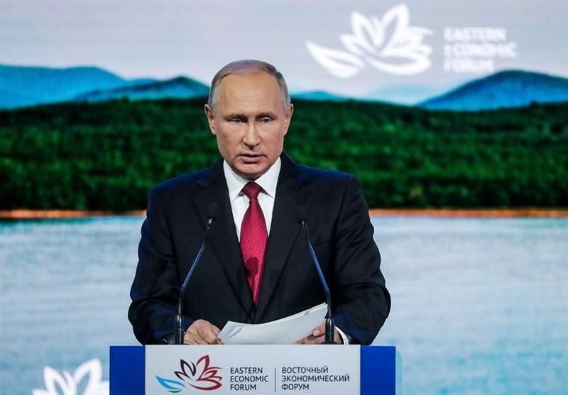 پیشنهاد پوتین برای انعقاد پیمان صلح با ژاپن بدون پیششرط