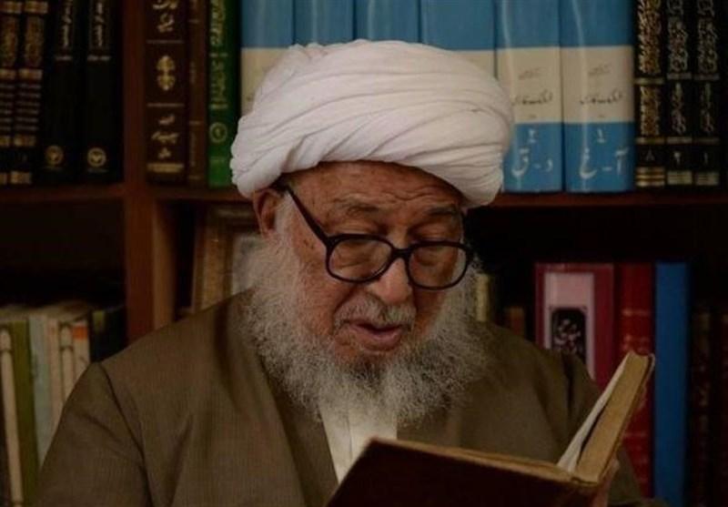 سمنان| پیکر آیتالله اشرفی شاهرودی فردا تشییع میشود